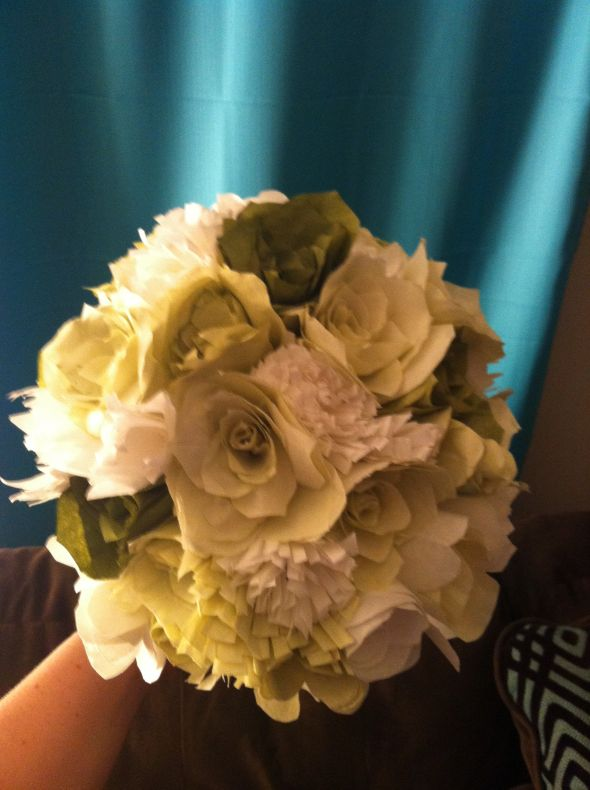 My Bridal bouquet