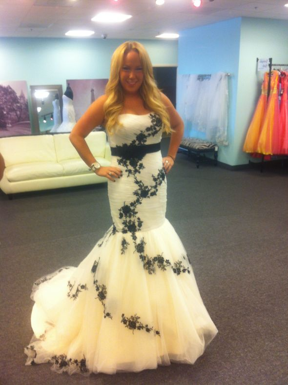 Maggie Sottero Corinne my Dress!!!