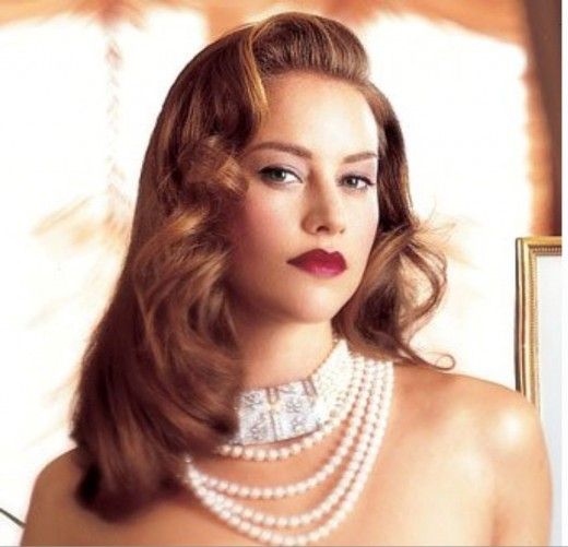 HELP….. With Old Hollywood Hair