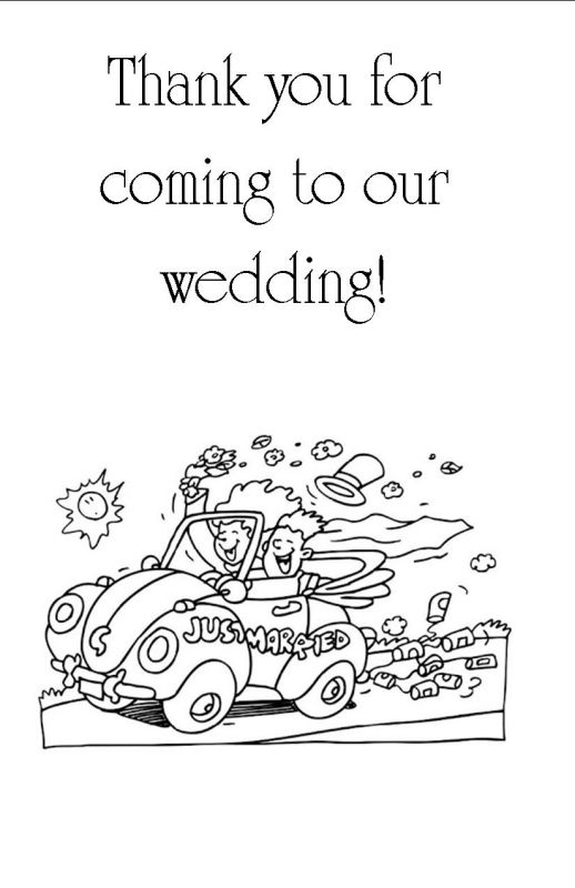 Free Coloring Pages Of Wedding Day Wedding Day Coloring Pages