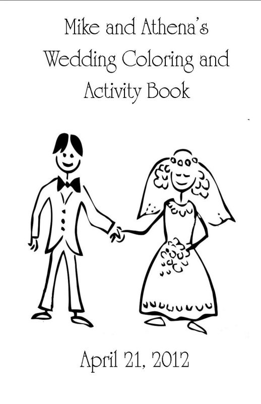 Kids' coloring and activity book