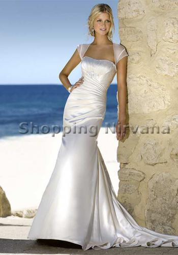 Add Straps To Strapless Wedding Dress: Add straps to strapless ...