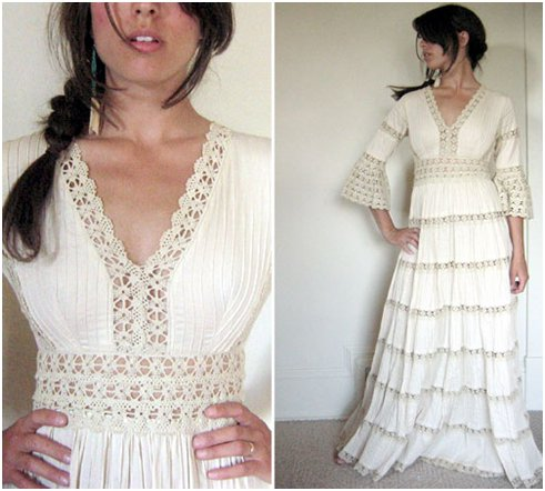 Traditional Mexican Wedding Dress San Francisco Bay Area
