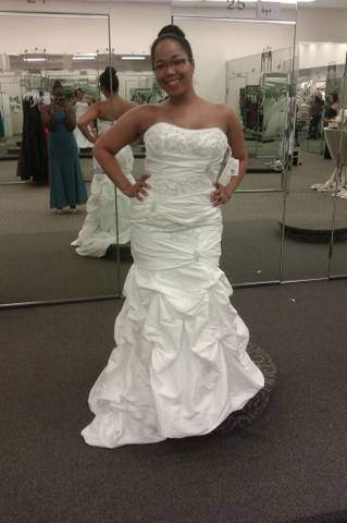 My dress!