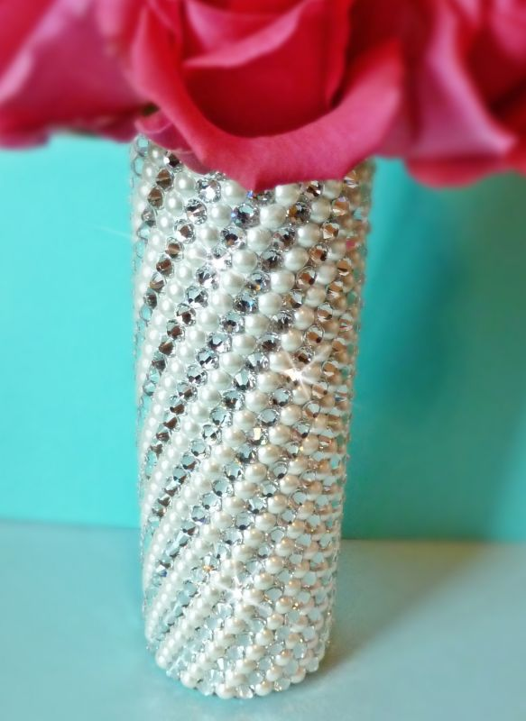 DIY Bouquet Holder…Love it!!!