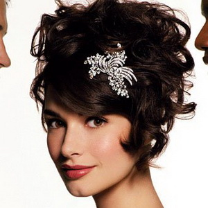 short wedding hair help  weddingbee
