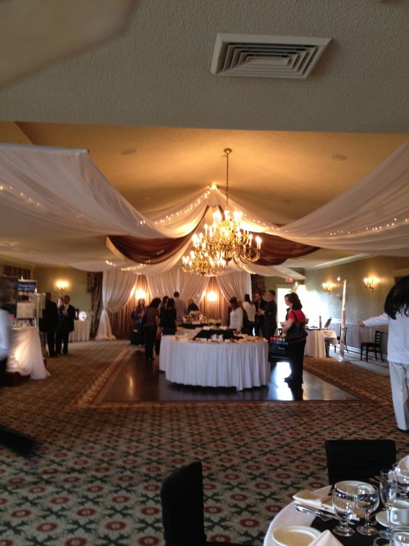 Sandrasimons blog this a picture of our reception venue the this a picture of our reception venue the ceiling swag is one that fi loves junglespirit Choice Image