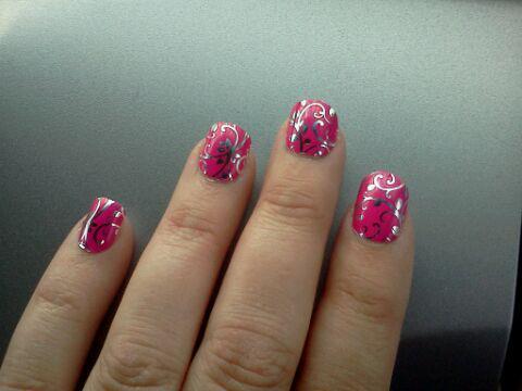 easy diy toe nail designs