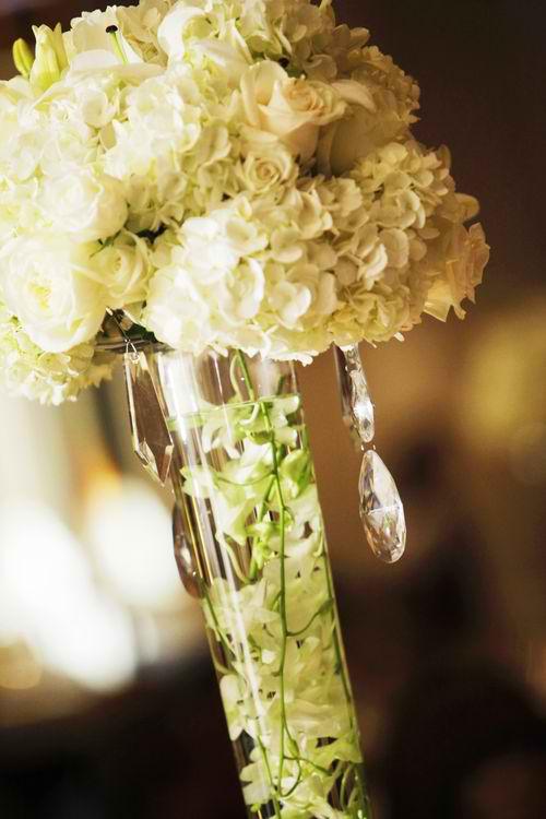 Need help making a round hydrangea centerpiece weddingbee