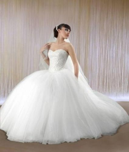 Does Anyone Know Where To Get HUGE Ballgown Wedding Dress