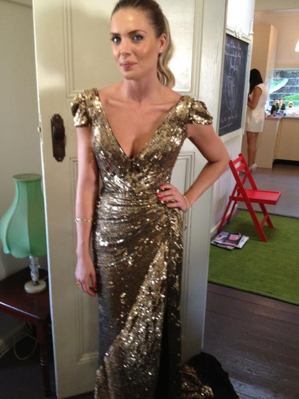 Amazing Sequin gown for my reception dress – HELP ME FIND IT!
