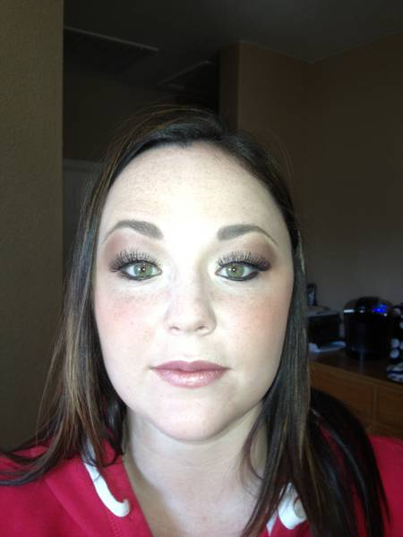 Make up trial- NEED OPINIONS PLEASE!!! :  wedding makeup Makeupmichelleyork2