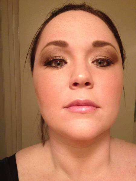 Make up trial- NEED OPINIONS PLEASE!!! :  wedding makeup Michelleyorkmakeup2