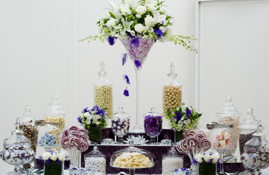 How to decorate my candy buffet!? « Weddingbee Boards