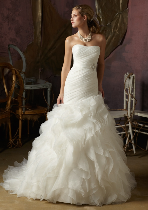 The Other Style Mori Lee 3142