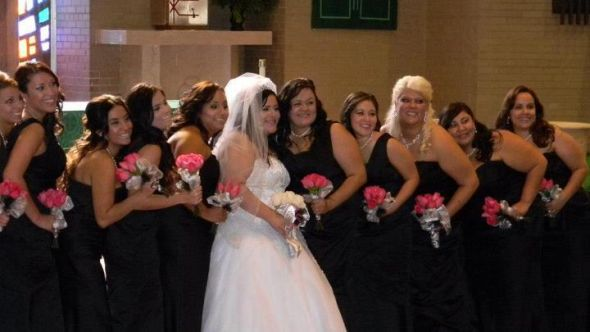 Me and my Bridesmaids :)
