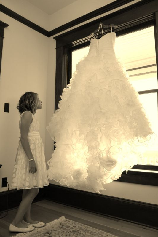 Our Flower Girl photo inspired by Pinterest :  wedding black dress white IMG 2749 853x1280 Bw