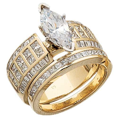 Ugly Wedding Rings: Ugly Engagement Rings: Post 'em! - Weddingbee
