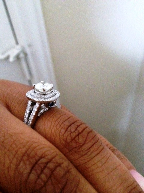 He Proposed And Im Still In Awe Of My Engagement Ring Pics Inside