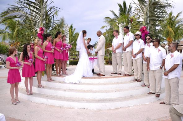 Check Out The Pro Pics From Our Hot Pink Destination