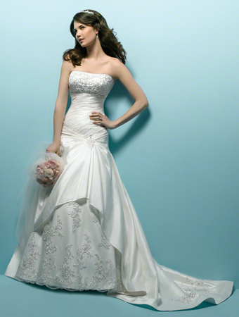 Alfred Angelo 1151 or Ella Rosa BE 154??? Buyers remorse.
