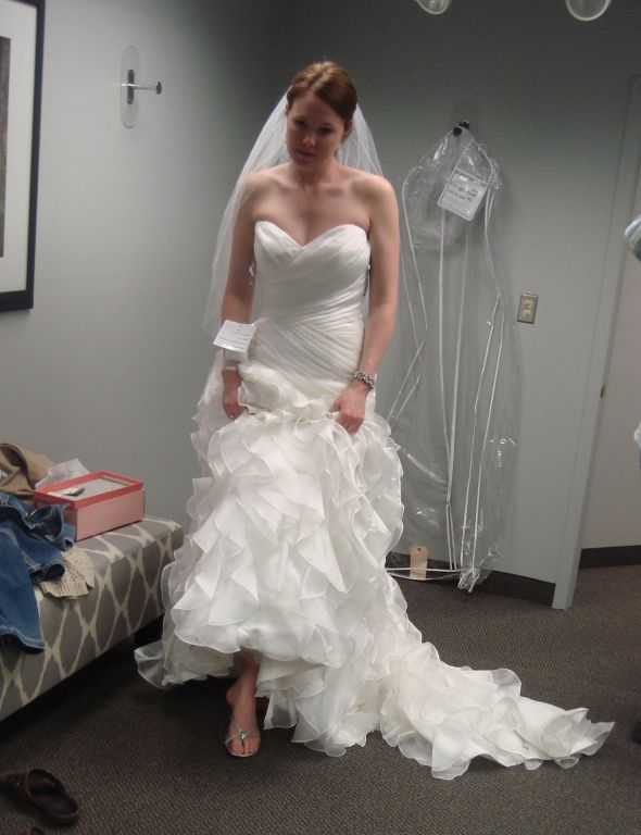 First fitting...what do you guys thi