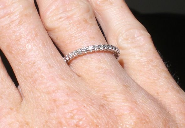 pin art you this bands solitaire think wedding deco of the eternity prong with stack ct carat diamond band able do is what a and
