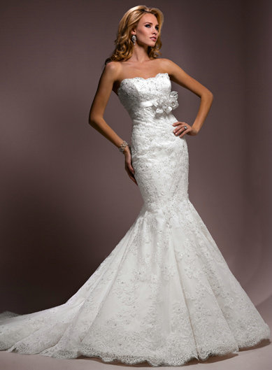 Free Shipping Fashion Wedding Dresses