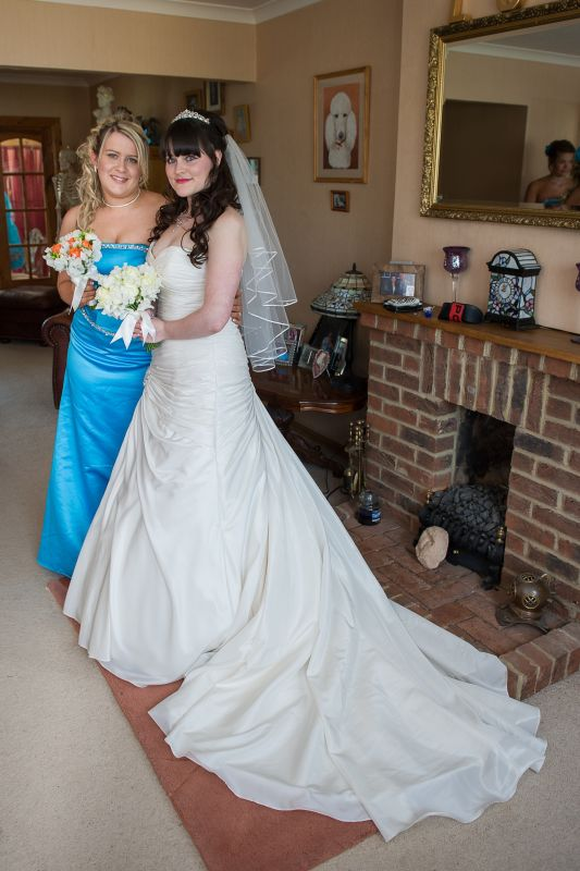 Me and My Bridesmaid