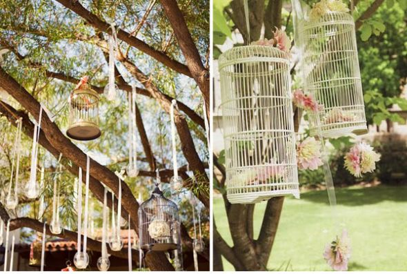 Ceremony Under the Trees Decor Ideas? - Weddingbee
