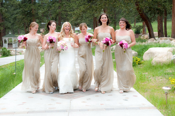 Bridesmaid Dresses In Neutrals Champagne Beige And Pale: Beige/Champagne Color For Bridesmaid Dresses?