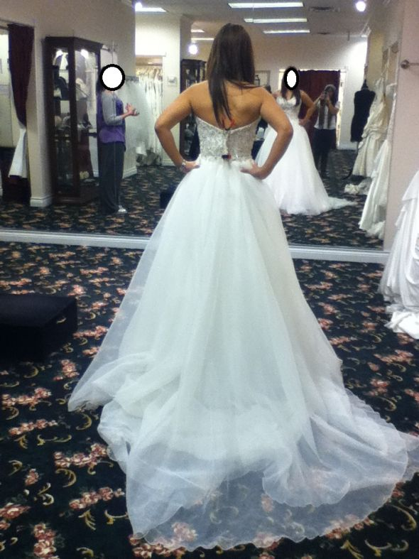 Help! I\'m TORN between two dresses: Allure C200 and Justin Alexander ...