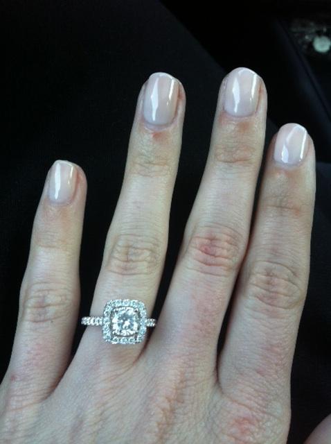 Shellac nail colors - what colors
