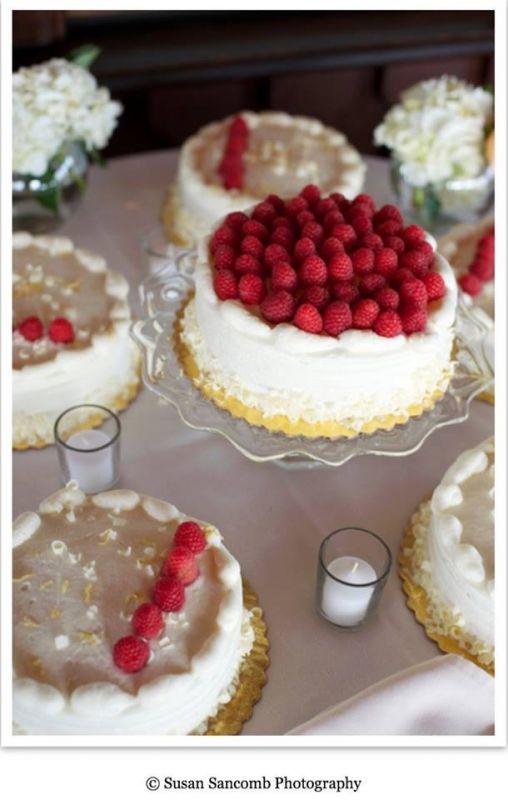 Weddingbee Grocery Store Wedding Cake