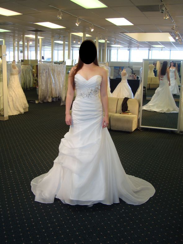 Please help which dress for Sleeping beauty wedding dress