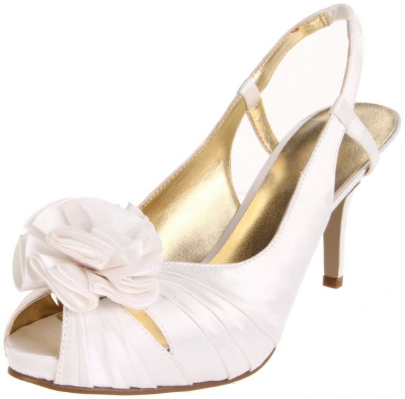 Bridal Shoes To Dye