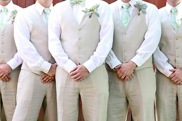 groomsmen wear help :/ :  wedding 9525 Ivory Suits Groomsmen Groom Outdoor Su Jpg