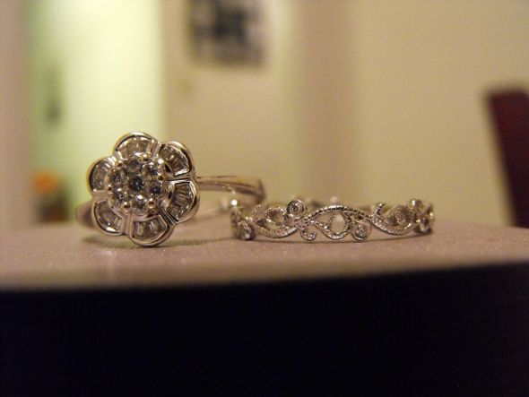 October Brides Share you wedding bands