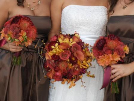 Share your Bouquet Inspiration PIC wedding Simple Fall Wedding