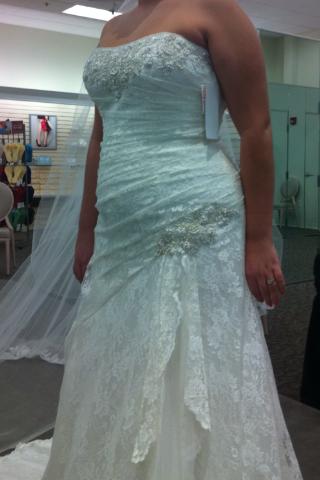 Wedding Dress Bra Help!