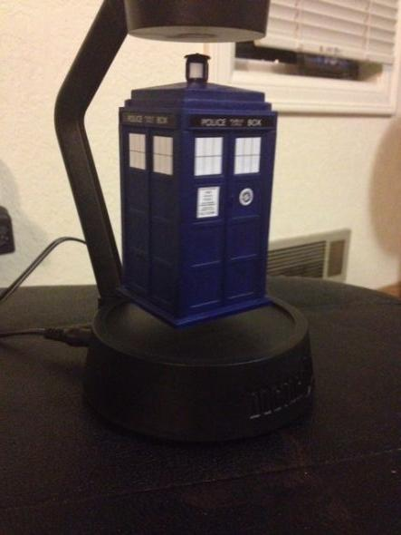 TARDIS Groom's Cake Topper (For the Whovians out there!)