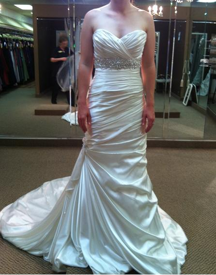 Found my dress! :  wedding dress Adorae