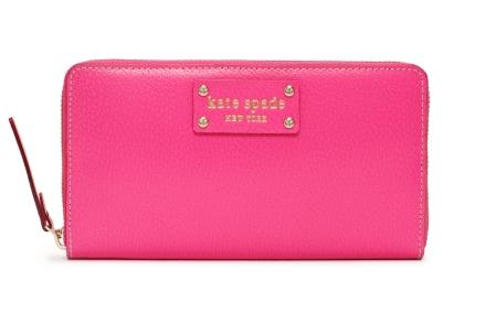 Small Handbags Kate Spade Wellesley Wallet