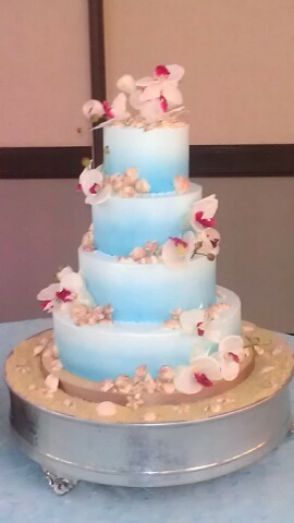 one of our cakes