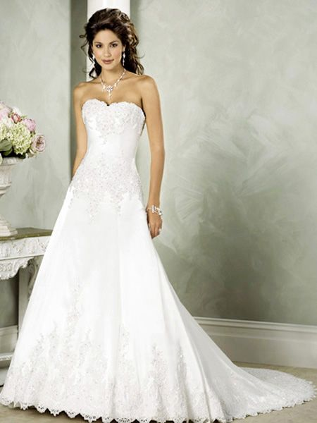 Incredible A-Line Wedding Dresses 450 x 600 · 30 kB · jpeg