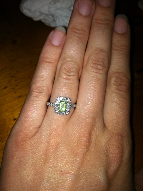 my ring!!!! :  wedding 831