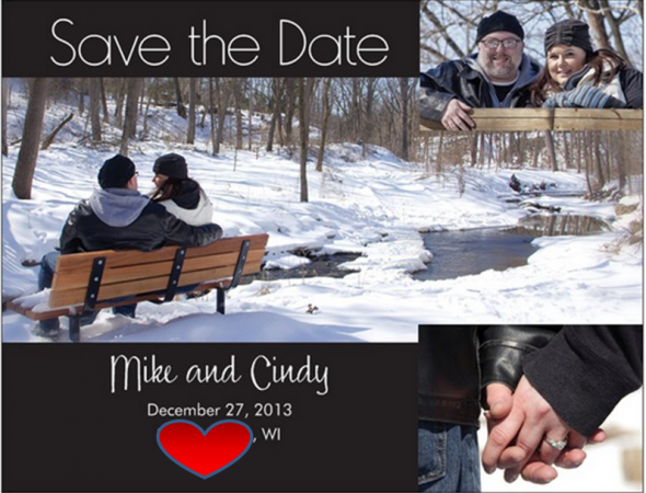 Our winter Save the Date
