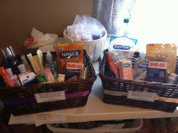 Bathroom Baskets Weddingbee Photo Gallery