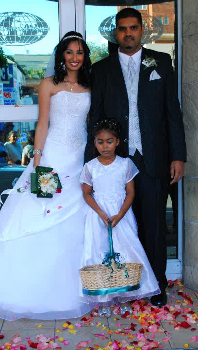 my Wedding dress :  wedding flower girl grooms white white wedding dress Wedding Dress