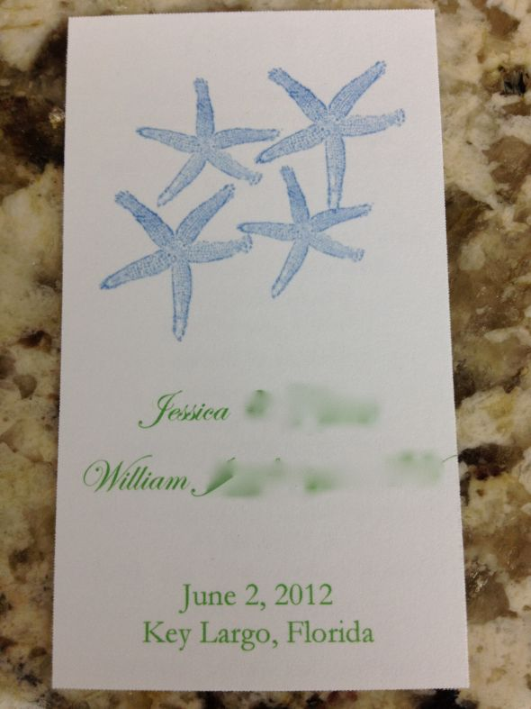 I Spy Cards :  wedding beach wedding blue cards decoration green i spy photos reception white Frontofispy